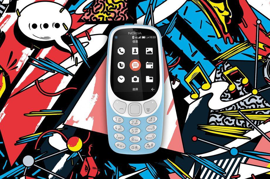Nokia 3310 4G hero
