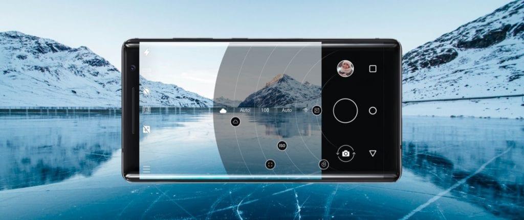 Nokia 8 Sirocco Pro camera