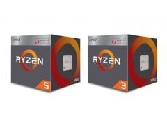 Ryzen Desktop Processors with Radeon Vega Graphics