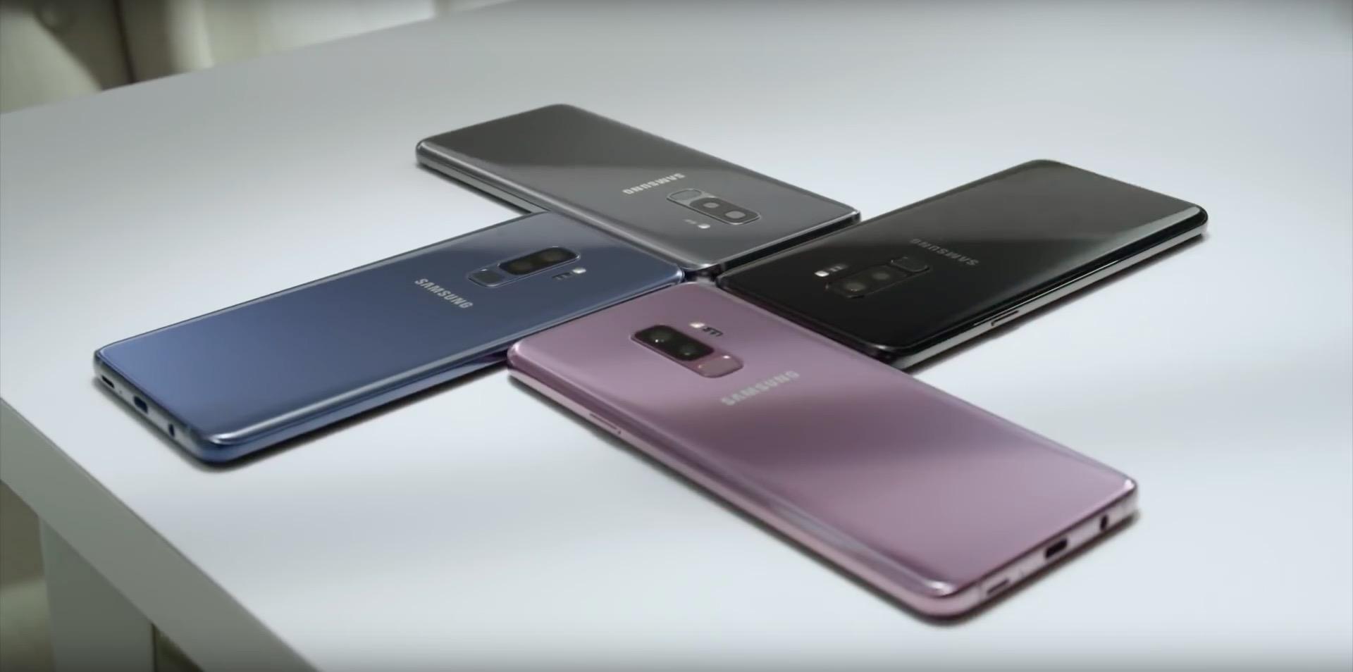 Samsung Galaxy S9 (3)