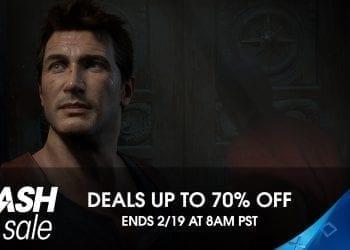 Sony PlayStation 4 Flash Sale Feb 2018