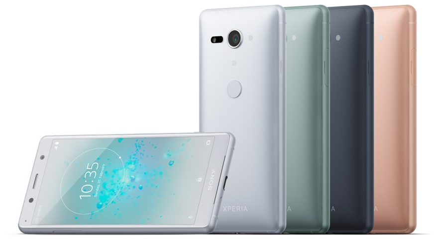 Sony Xperia XZ2 Compact Collection