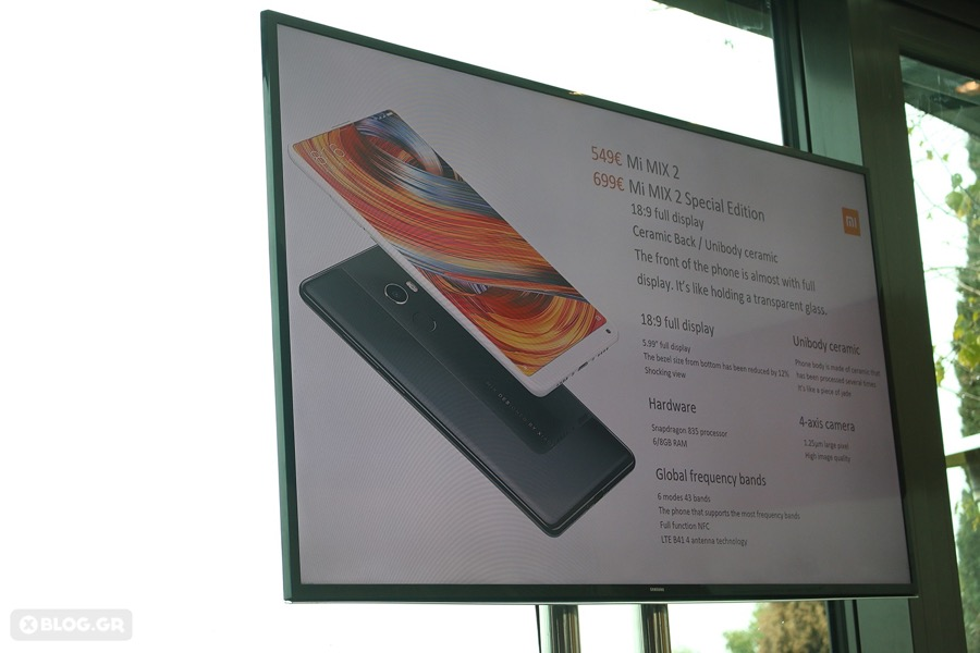 Xiaomi Mi MIX 2 hands on 8