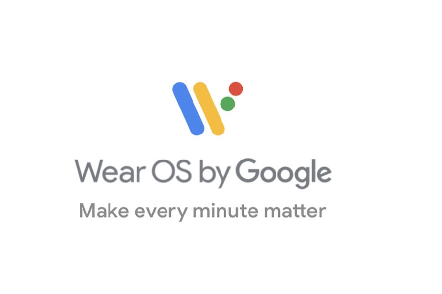 Android Wear OS by Google logo