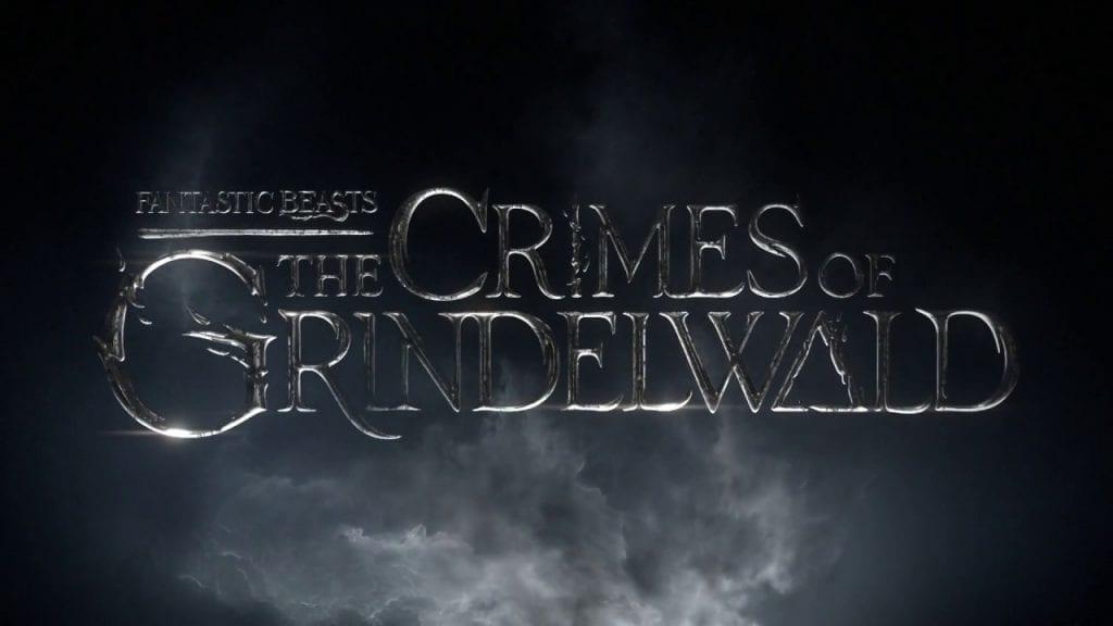 Fantastic Beasts The Crimes of Grindelwald logo