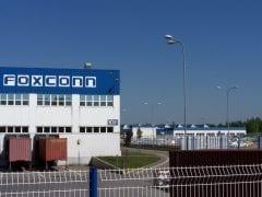 Foxconn Pardubice