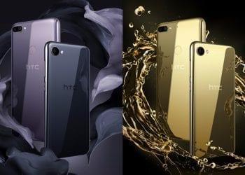 HTC Desire 12 colors