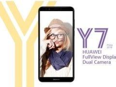 Huawei Y7 Prime (2018) hero