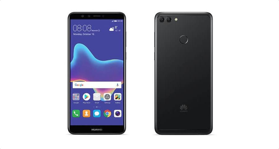 Huawei Y9 (2018) black