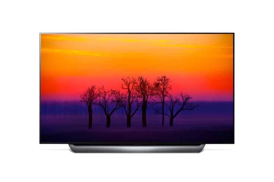 LG 4Κ OLED TV C8