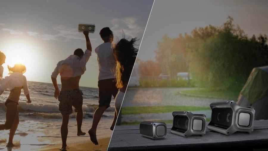 LG New Bluetooth Speakers 2018