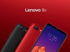 Lenovo S5 Color Varians