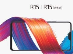 Oppo R15 Dream Mirror Edition hero