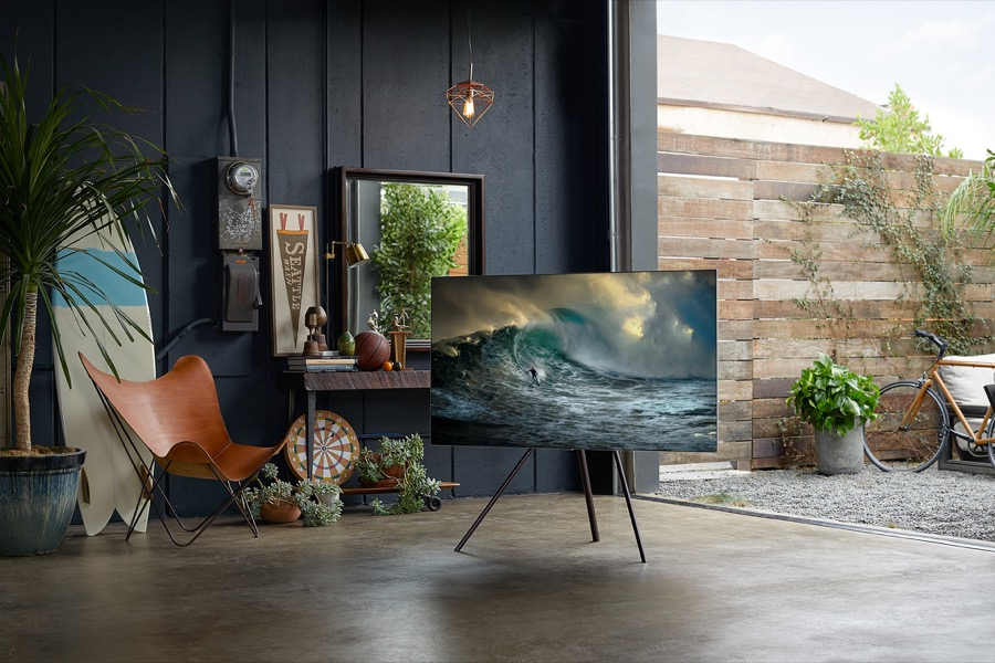 Samsung 2018 QLED TV Q7F