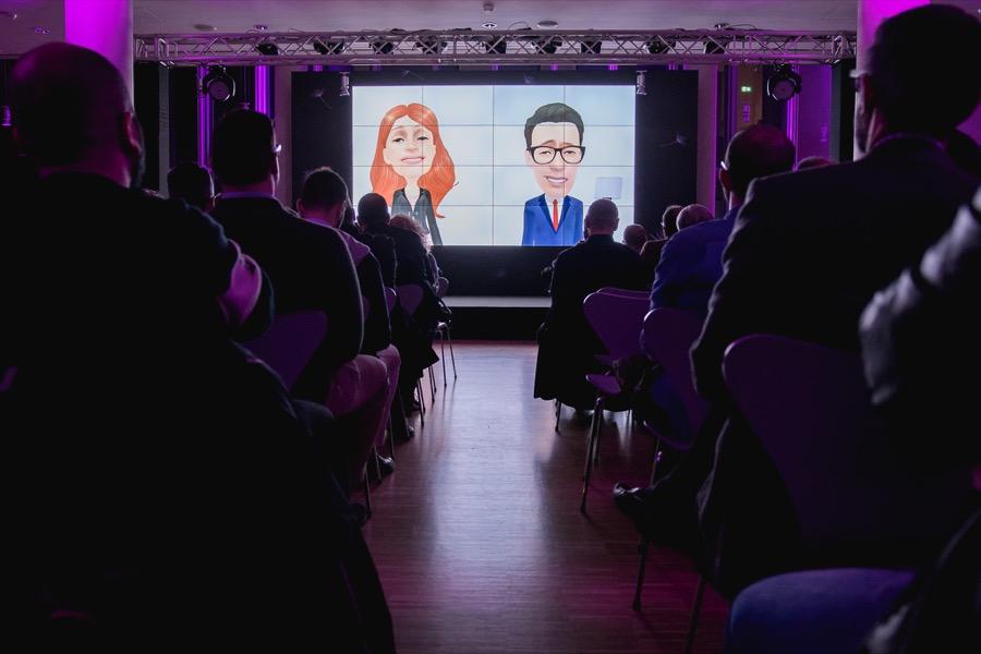 Samsung Galaxy S9 Greek launch event 1