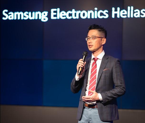 Samsung Galaxy S9 Greek launch event 2