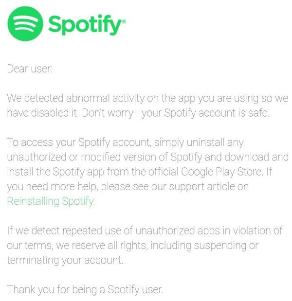Spotify pirates