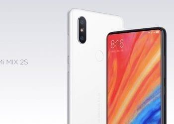 Xiaomi Mi MIX 2S hero