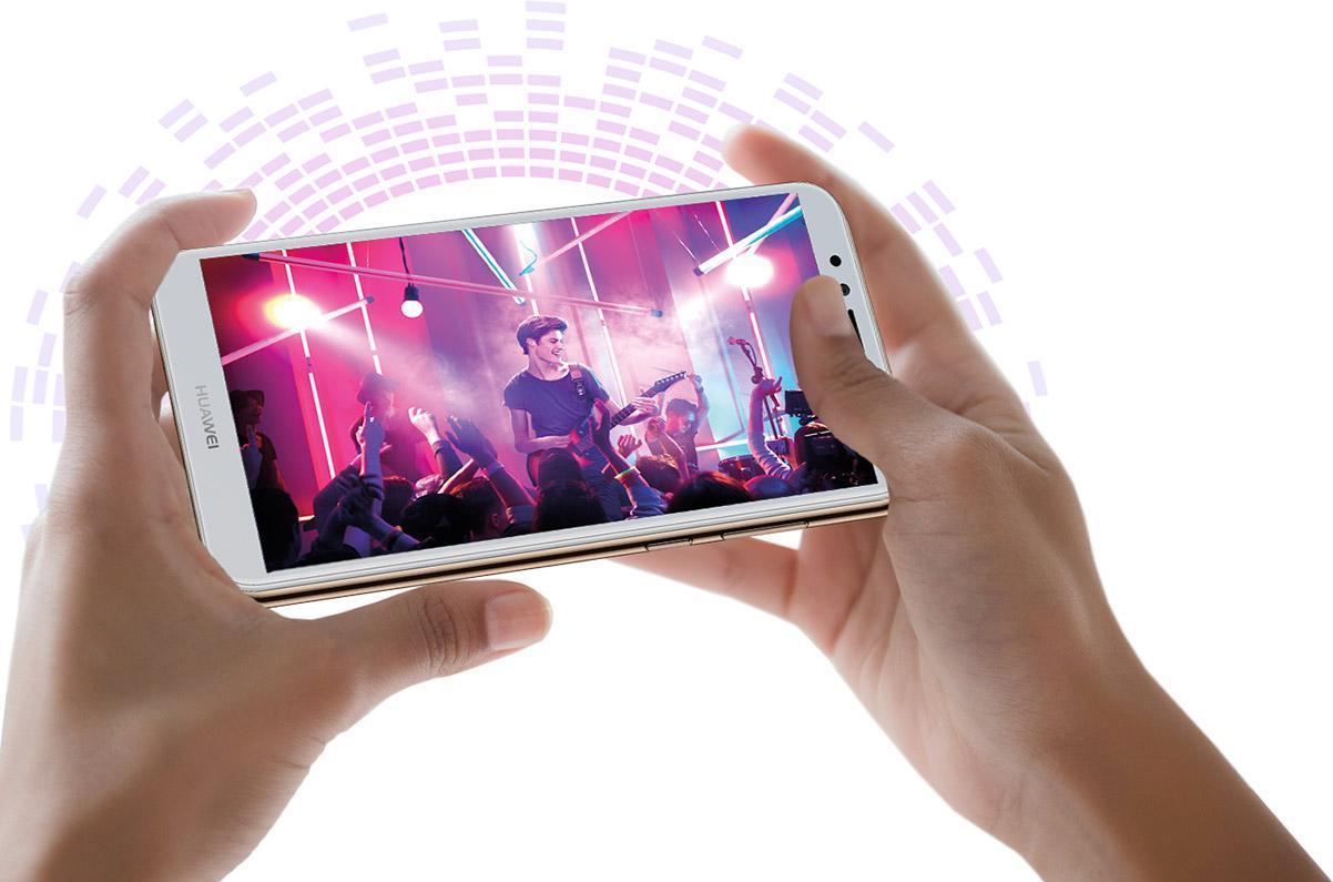 Huawei Y6 (2018) entertainment