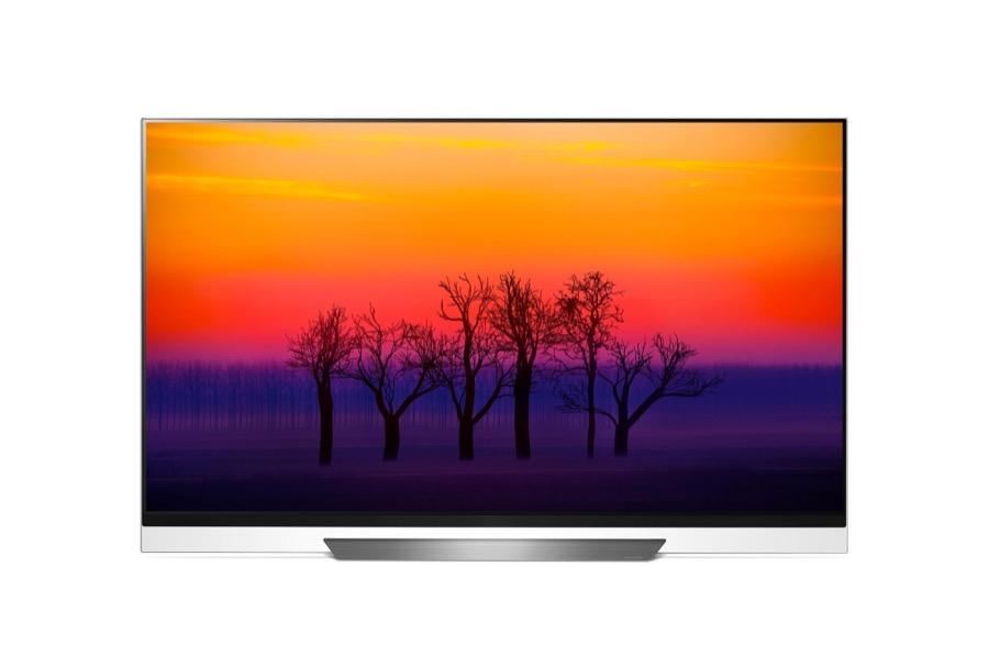 LG 4K OLED TV E8 Series