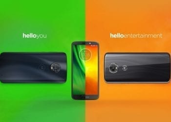 Motorola Moto E5 Moto G6 hero