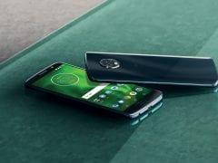 Motorola Moto G6 hero