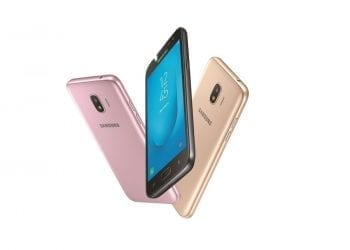 Samsung Galaxy J2 (2018) hero