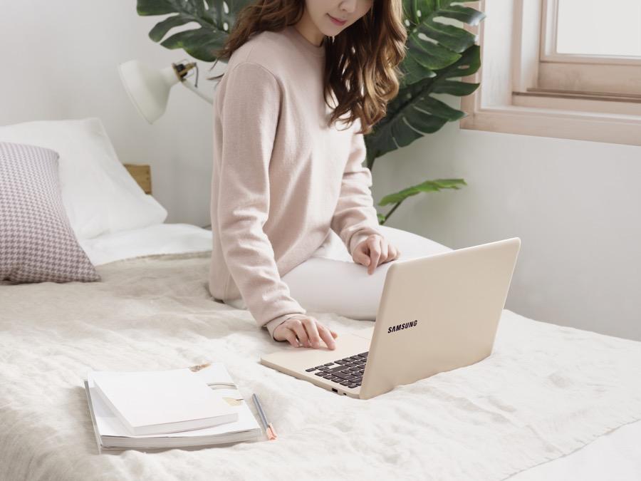 Samsung Notebook 3 hero