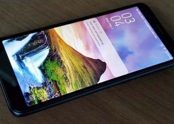 Asus ZenFone Live L1 front