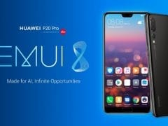 Huawei P20 Pro EMUI 8.1