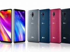 LG G7 ThinQ Color Range