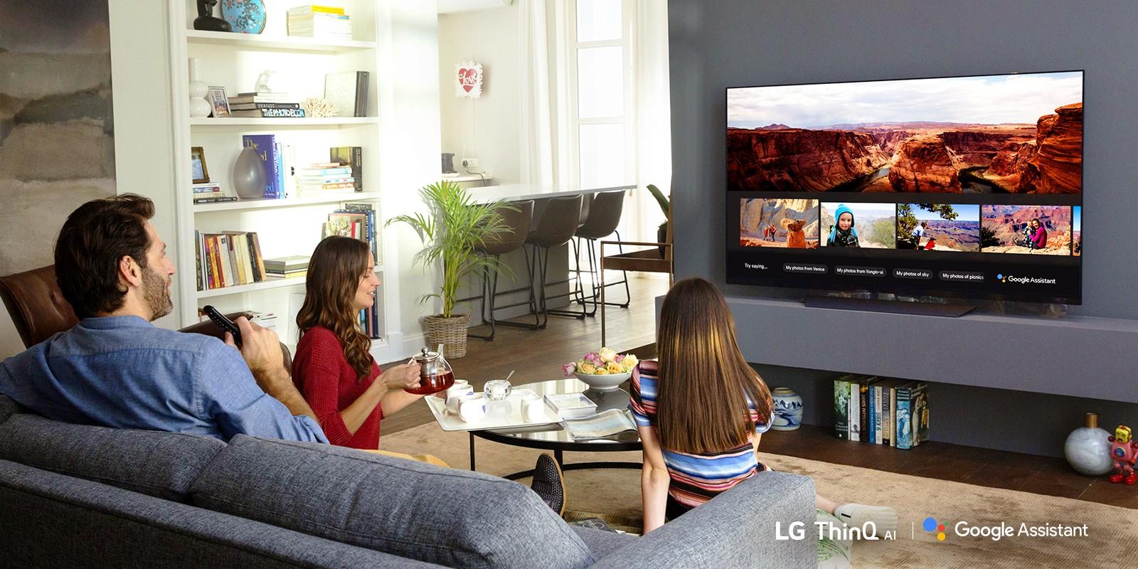 LG TV Google Assistant Launch (2)