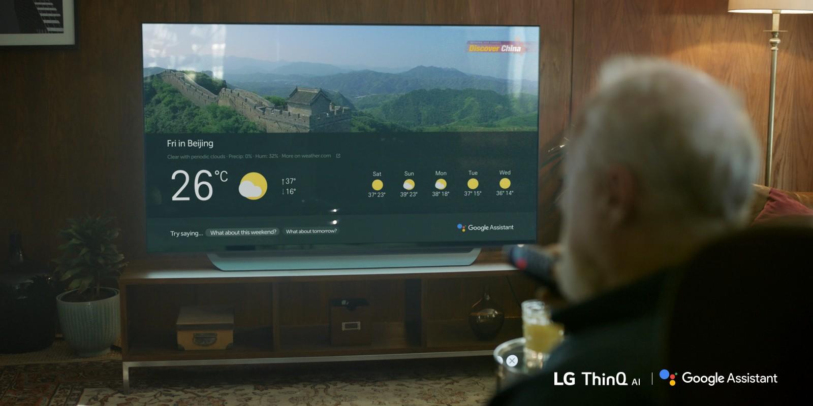 LG TV Google Assistant Launch (3)