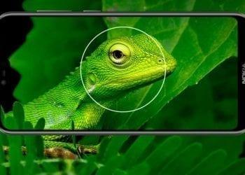 Nokia X6 camera