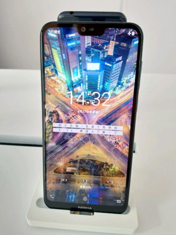 Nokia X6 leak