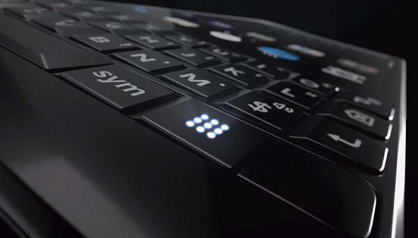 blackberry key2 teaser video