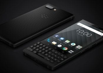 BlackBerry Key2 hero