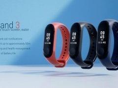 Xiaomi Mi Band 3 hero