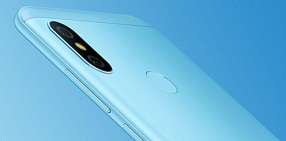 Xiaomi Redmi 6 Pro 1