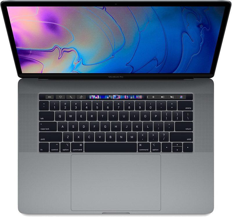 Apple MacBook Pro mid 2018 15 inch