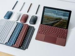 Microsoft Surface Go tablet