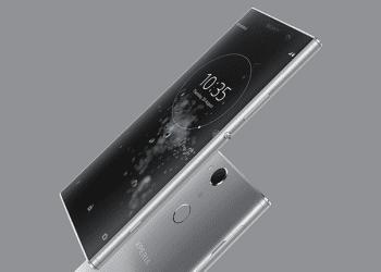 Sony Xperia XA2 Plus hero