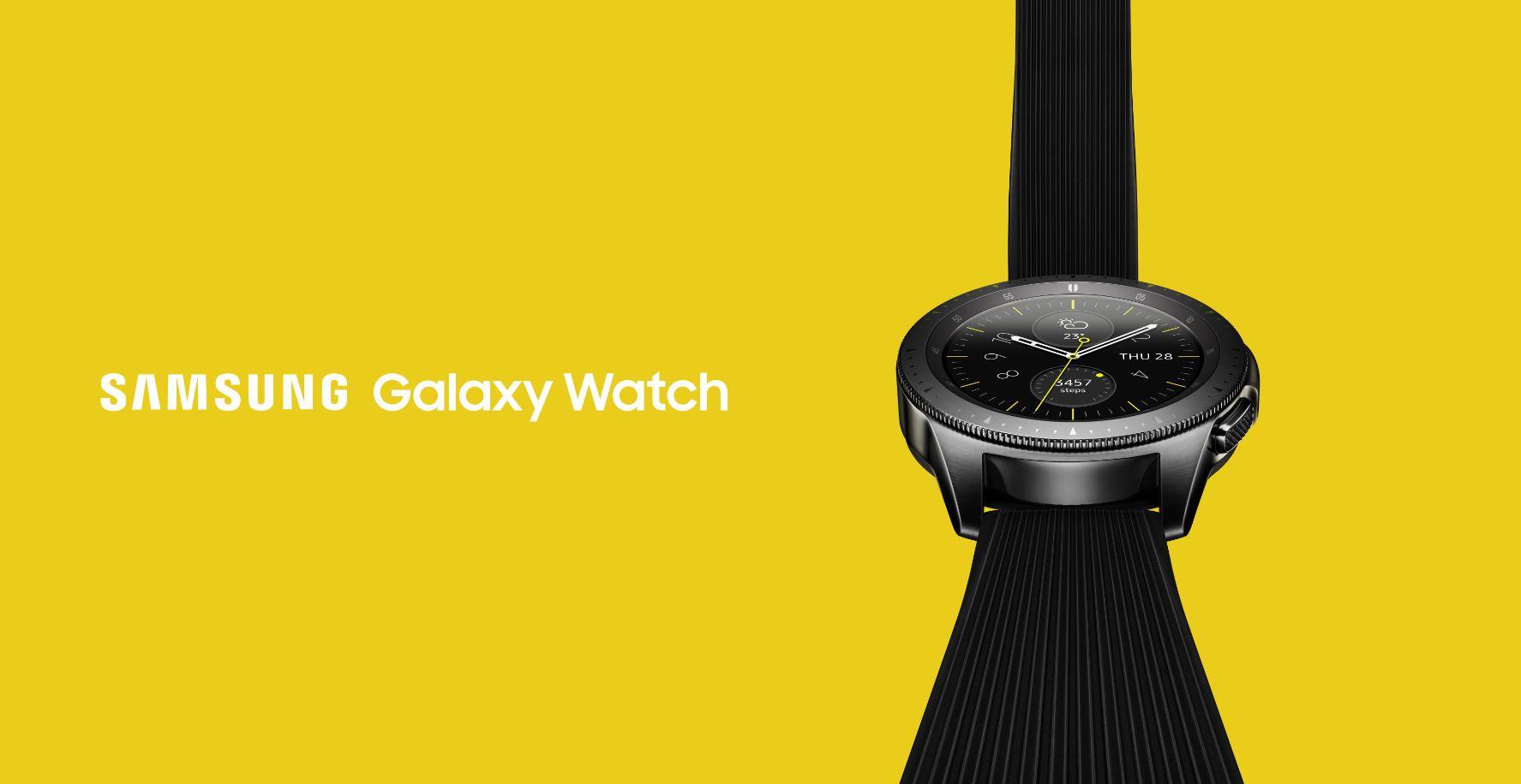 Samsung Galaxy Watch hero 2