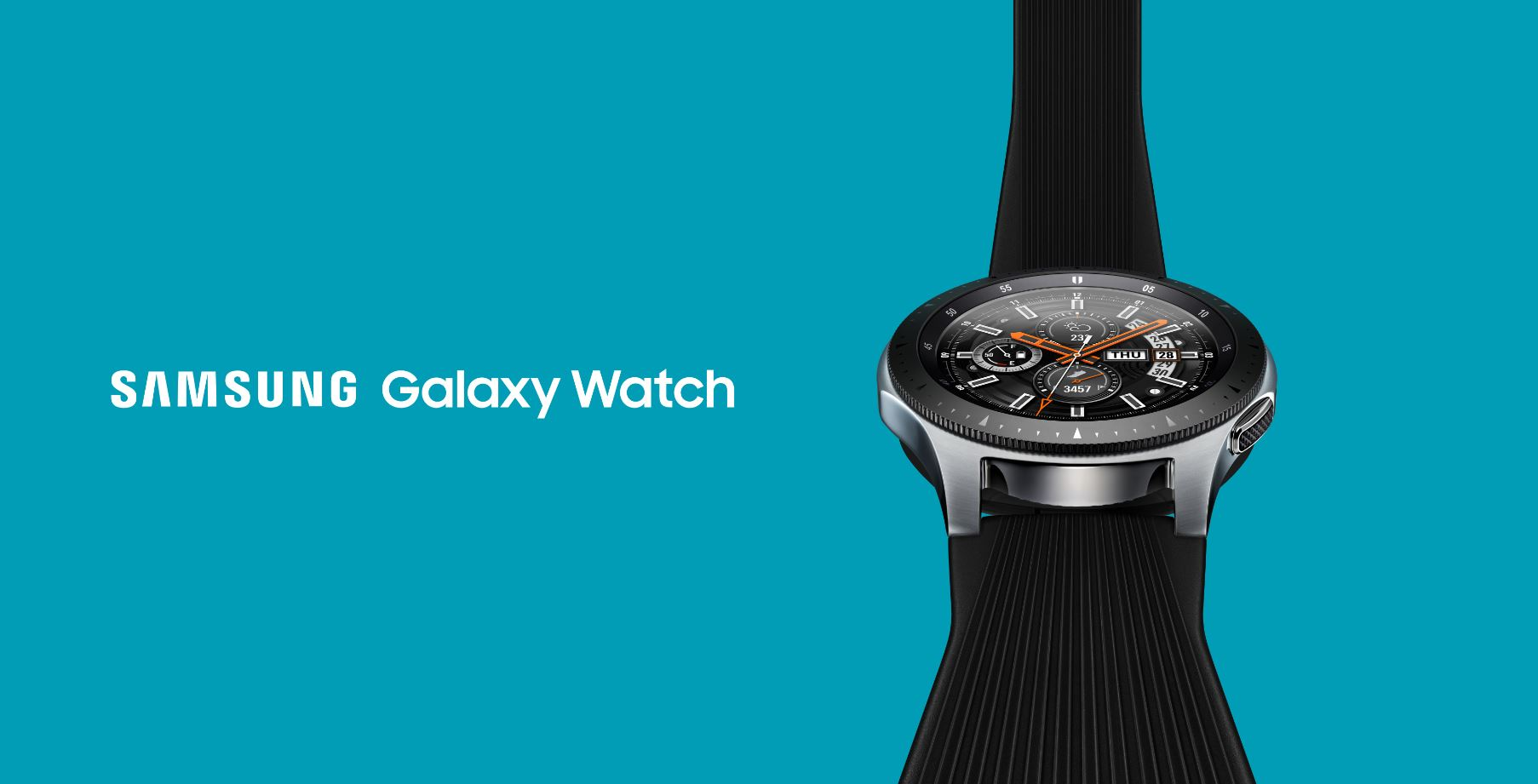 Samsung Galaxy Watch hero