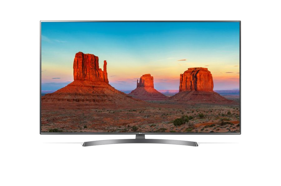LG Ultra HD 4K TV UK6750 1