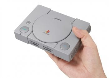 PlayStation Classic hero