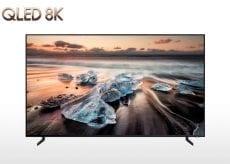 samsung 8k qled tv