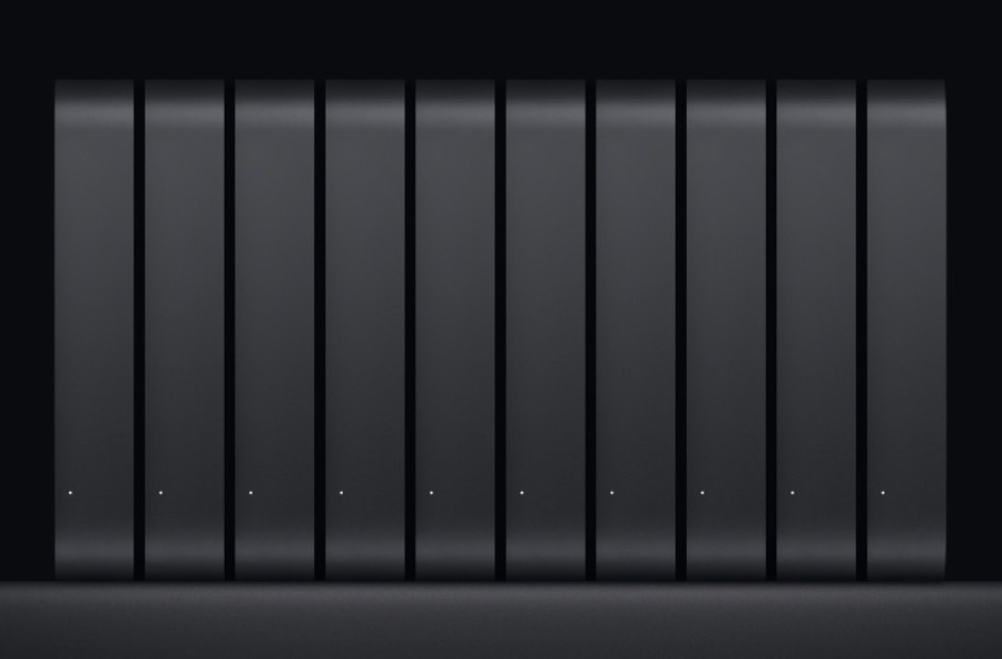 Apple Mac Mini 2018 stack