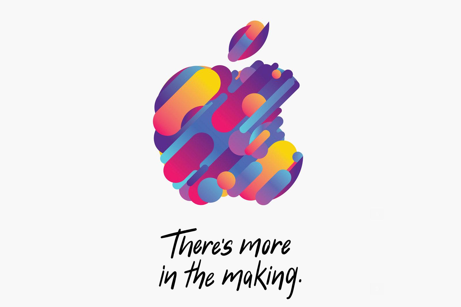 Apple event October 30