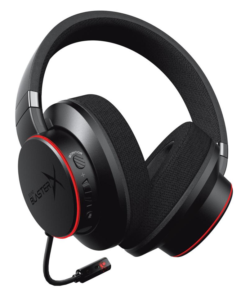 Creative Sound BlasterX H6 left
